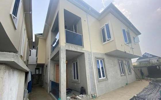 Luxury 4 Bedroom Duplex