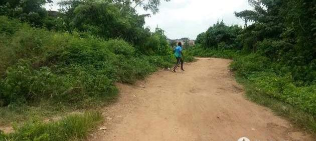Land for Sale at Apata Ibadan