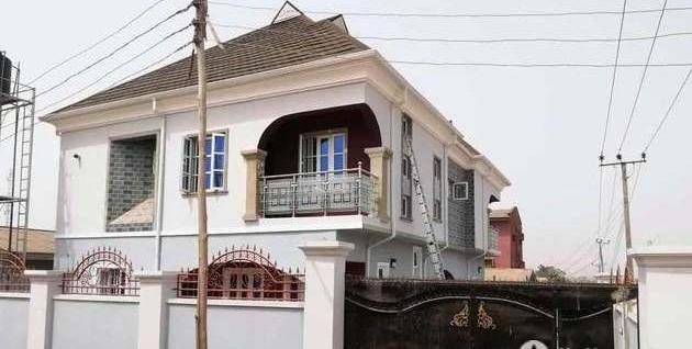 Newly Built 5 Bedroom Duplex For Sa..